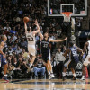 San Antonio Spurs vs Memphis Grizzlies: playoffs
