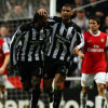 Newcastle 4 Arsenal 4