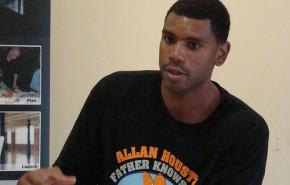 Allan Houston podría volver a jugar en la NBA