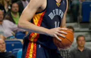 NBA. La fustración de Pau (12/08/2008)