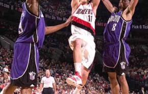 Triplete español en la NBA. 19/01/2008