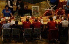 La selección española, supuestamente, hizo una fiesta en recife con alcohol, poker y señoritas