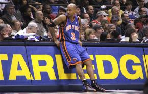 Mike D´Antoni quiere a Stephon Marbury fuera de los Knicks