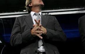 """Schuster: """"Con Robinho no será suficiente para ganar a la Roma"""""""