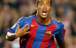 Ronaldinho se va al Milán