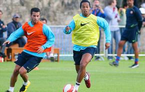 Ronaldinho vuelve a casa