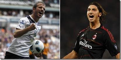 AC Milan Tottenham Spurs