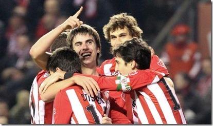 Athletic Bilbao 6 Mirandes 2