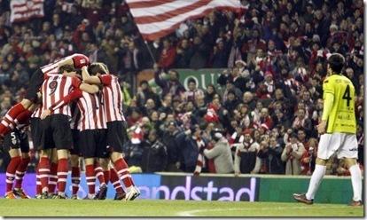 Athletic Bilbao Mirandes
