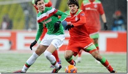 Athletic de Bilbao Lokomotiv de Moscu