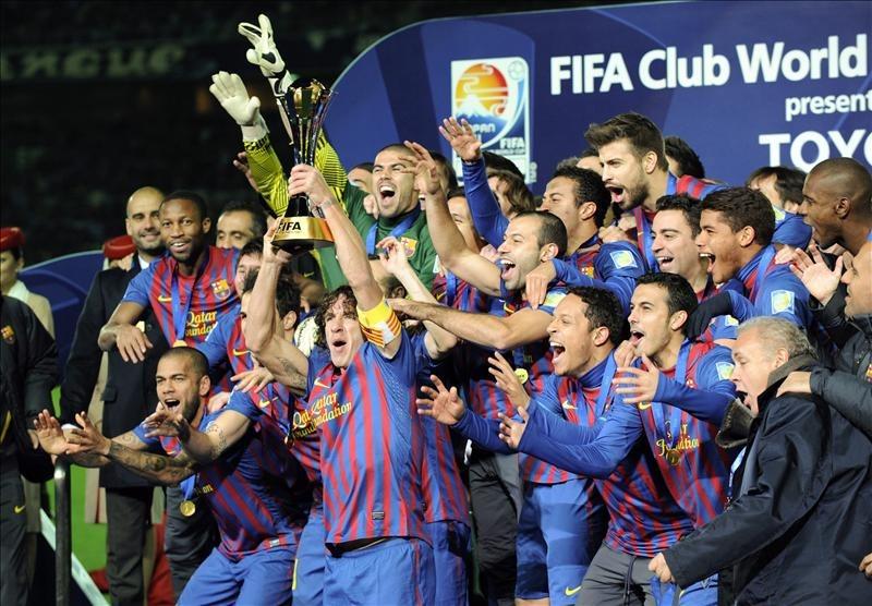 goles mundial de clubs: