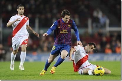 Barcelona vs Rayo Vallecano