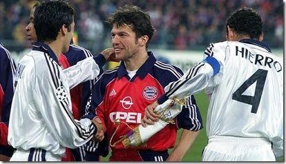 Bayer Munich Real Madrid