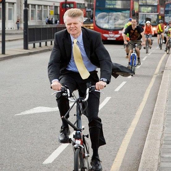Bicicleta para ir a trabajar