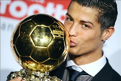 CR9 Balon de Oro