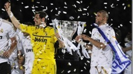 Real Madrid campeon 2011-2012