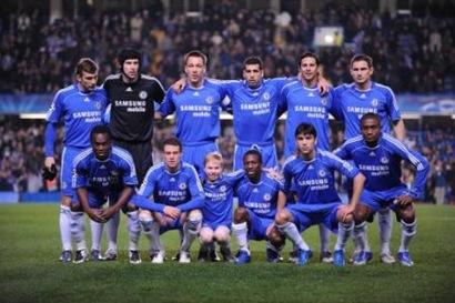 Chelsea Champions 2011 2012