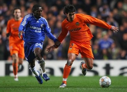 Chelsea Valencia Champions 2011 2012