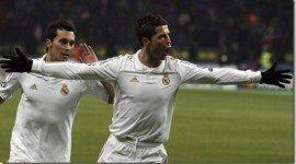 Goles CSKA Moscu 1-1 Real Madrid
