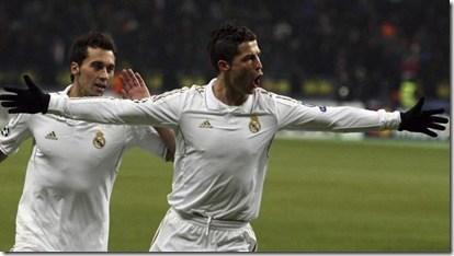 Cristiano Ronaldo CSKA Madrid