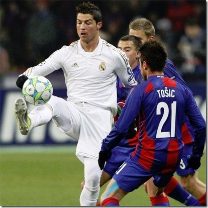 Cristiano Ronaldo CSKA