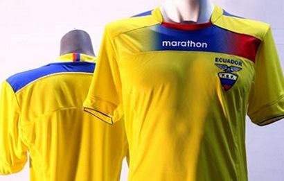 Ecuador Copa America 2011