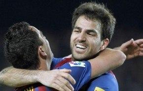 Goles Barcelona 2-0 Valencia