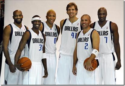 Fichajes Dallas