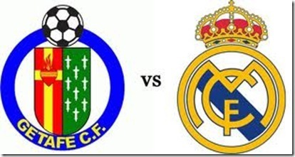 Getafe Real Madrid
