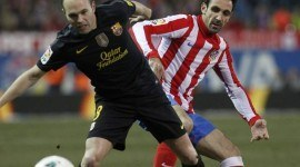 Goles Atletico de Madrid 1 vs Barcelona 2