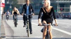 Ir al trabajo en bicicleta, todos los trucos