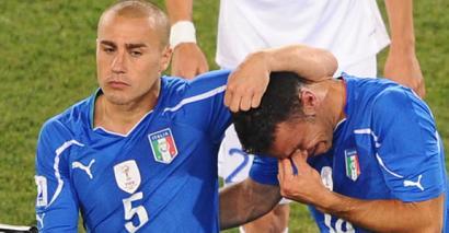 Italia Eliminada