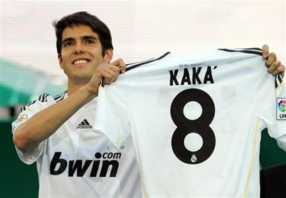 Kaka Real Madrid