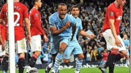 Goles Manchester City 1-0 Manchester United