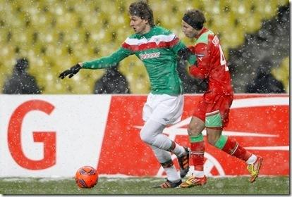 Lokomotiv Moscu Athletic Bilbao