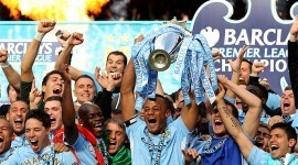 Manchester City campeón de la Premier League 2011-2012