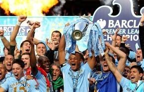 Manchester City campeón de la Premier League 2011-2012
