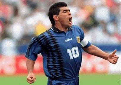 Maradona Grecia