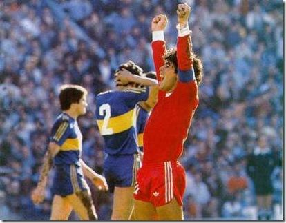 Maradona Argentinos