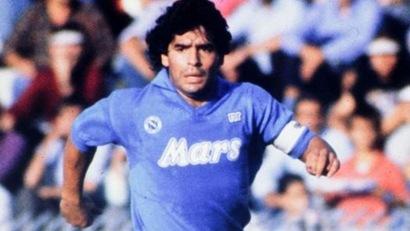Maradona Napoli - 01