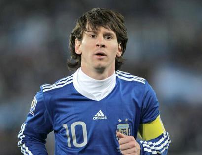 Messi Grecia