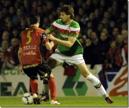 Mirandes 1 - Bilbao 2