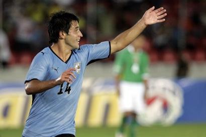 Nico Lodeiro Uruguay 2011