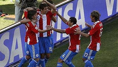 Paraguay Mundial 2010