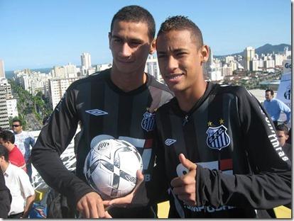 Paulo-Henrique-Ganso Neymar
