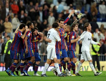 Real Madrid - Barcelona