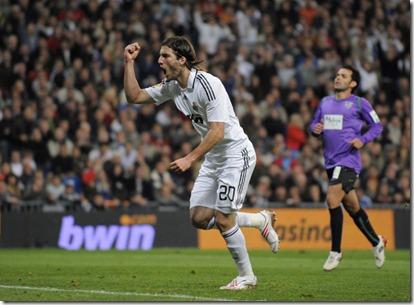 Real Madrid Malaga