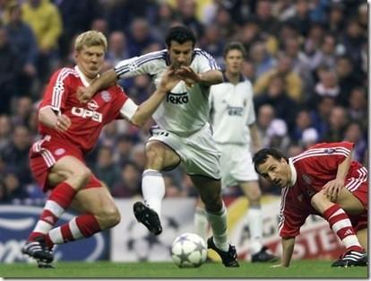Real Madrid Bayern Munich