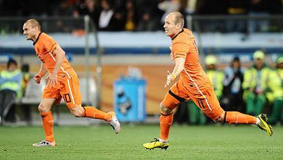 Robben Sneijder