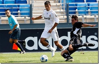 Rodrigo Real Madrid
